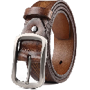 Cow Staunch Men's Leather Belt $7