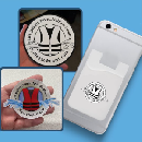 FREE Clings, Stickers & Cell Phone Pocket