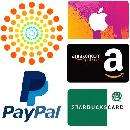 Earn FREE Gift Cards or PayPal Cash