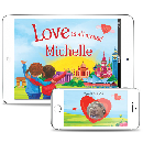 FREE personalized Love is All Around eBook