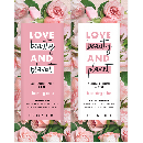 Free Love Beauty and Planet samples