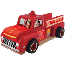 Free Fire Truck for Kids at Lowe's on 9/14