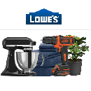 FREE $15 Order from Lowe's
