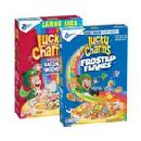 FREE Lucky Charms Cereal at HEB