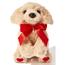 Martha Stewart Collection Plush Dog $11.99