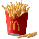 FREE Fries at McDonald's on July 13th
