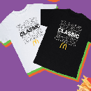 FREE McD's 90s Throwback Swag w/Purchase