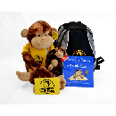 Monkey In My Chair for kids with cancer