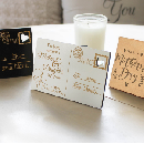 Mother's Day Engraved Wood Postcards $8.99