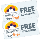 FREE Museum Admission Tickets
