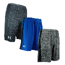 Under Armour Mystery 3-Pack Shorts $36