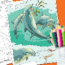 FREE A-Z Animals Coloring Book