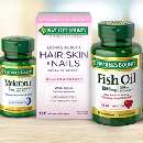 FREE Nature's Bounty Products & More
