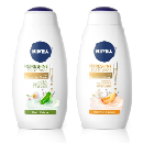 2 FREE Bottles of NIVEA Body Wash