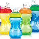 Nuby No-Spill Easy Grip 10oz Cup  $1.97