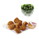 FREE Chicken Nuggets or Kale Salad