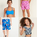50% off Swimwear for the Whole Family
