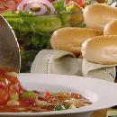 Unlimited Soup, Salad & Breadsticks $6.99