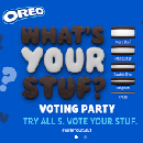 Free OREO What's Your Stuf Party Kit