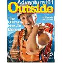 Free subscription to Outside Magazine
