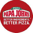 FREE Pizza from Papa John's w/$15 Purchase