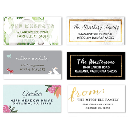 48 FREE Personalized Sticker Labels