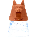 Free Portable Dog Water Bottle Attachment