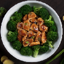 FREE order of Ginger Chicken with Broccoli