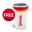 FREE Coffee at Pilot Flying J Stores