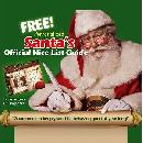 Free Personalized Santa's Nice List Guide