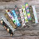 4-Pack of Printed Apple Watch Bands $19.99