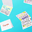 FREE Handwritten Greeting Card