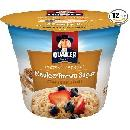 12 Quaker Instant Oatmeal Cups $7.04