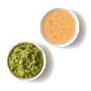 FREE Guac or Queso w/ Entree Purchase