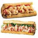 FREE Lobster & Seafood Sub w/ Any Purchase