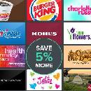 Extra 3-5% Off select Gift Cards