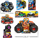 FREE Spin Master RC Megathon Party Pack