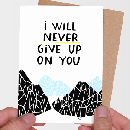 FREE Addiction Recovery Encouragement Card