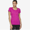 Reebok Women's Fitted T-Shirt 2 For $11.99