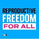 Free Reproductive Freedom for All Sticker