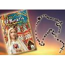FREE Wooden Rosary and Prayer Book