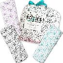 4pc Baby Swaddle Blankets Gift Set $4.20