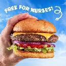 FREE Food for Nurses at Ruby Tuesday