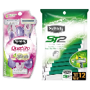 2 FREE Packs of Schick Disposable Razors