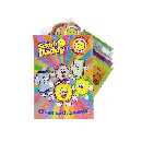 FREE Scrub Club Sticker Book
