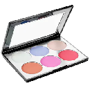 Holographic Face & Cheek Palette $5
