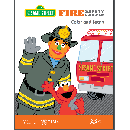 FREE Sesame Street Fire Safety Booklet