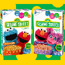 FREE Sesame Street Cereal from Walmart