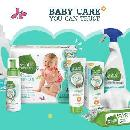 Possible FREE New Baby Sample Kit