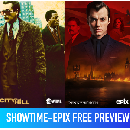 Free Preview of Showtime and EPIX